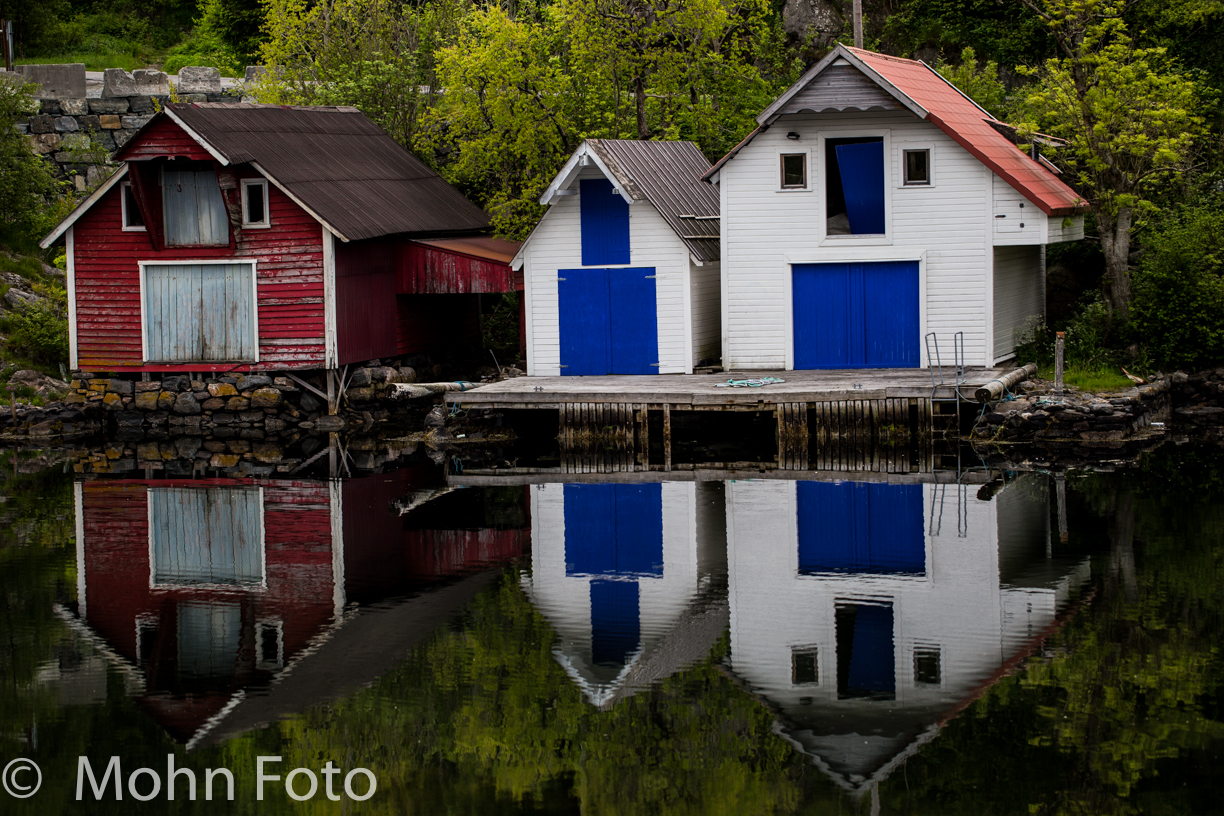 ReflectionBoatHouse