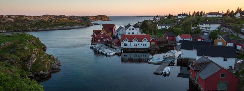Nautnes Øygarden Norway