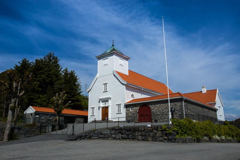 Blomvåg Norway Øygarden