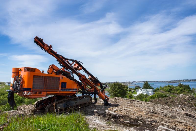 BreivikVegen Tractor