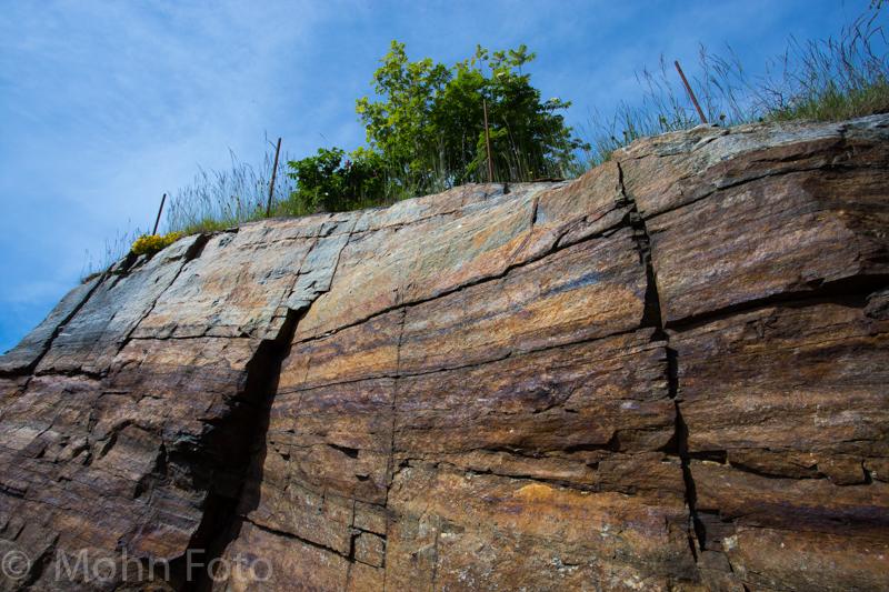 BreivikVegen Stone Wall
