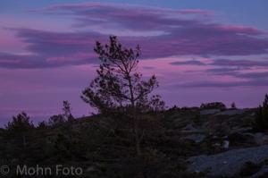 Sunset Øygarden Turøy