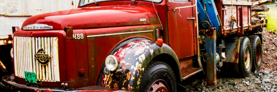 Old Lorry