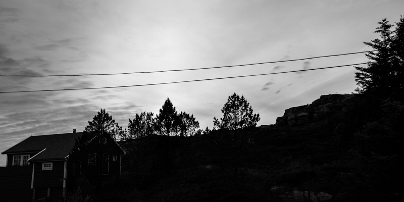 Black&White Sky