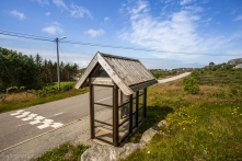 Busstopp Solberg