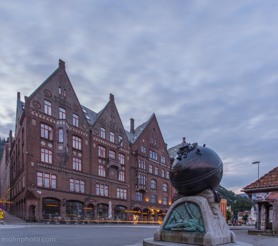 CannonBall Bryggen