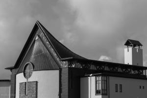 Bilde av Foldnes Kirke i Fjell Sotra Norge