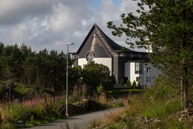 Foldnes Kirke Turveien