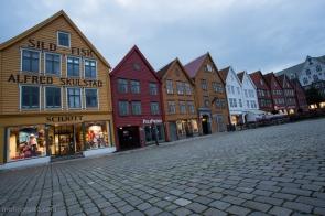 Bergen Bryggen Norway