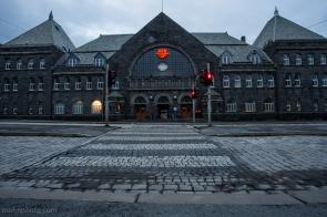 Train Station Bergen City