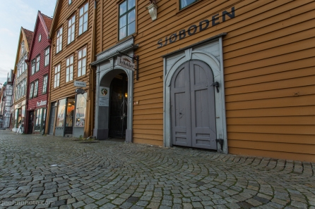Sjøboden Bryggen