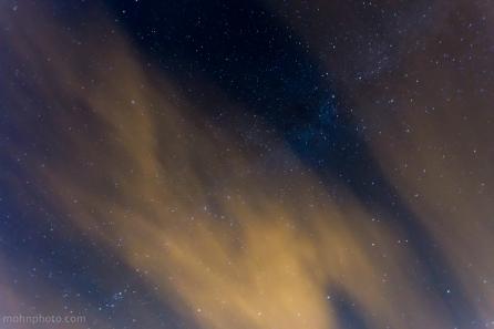 Stjerneklar Himmel