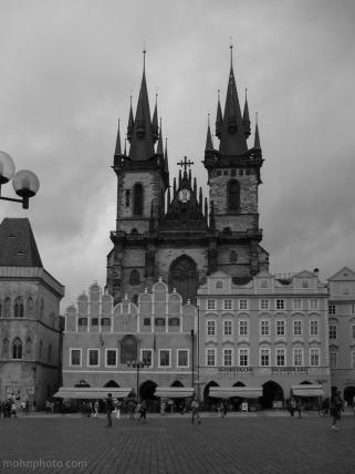 Prague-Square