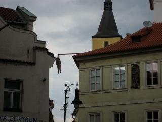 Prague_Hanging_Man