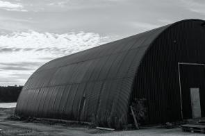 Round Storage House