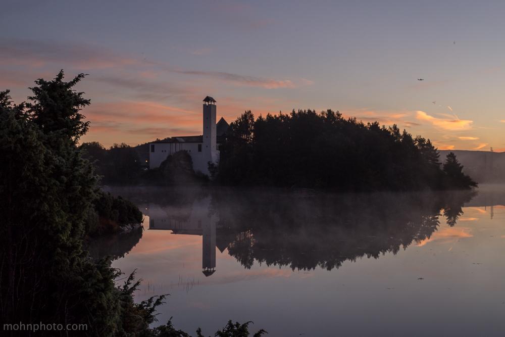 Foldnes Kirke Frost Smoke