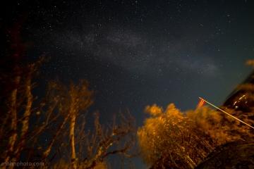 Stars & Wind