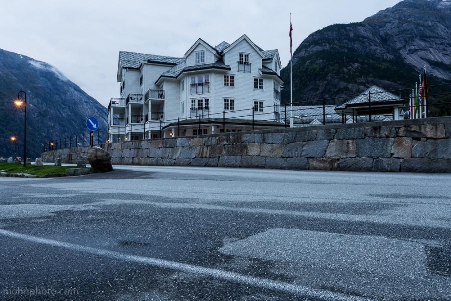 Eidfjord Hotell