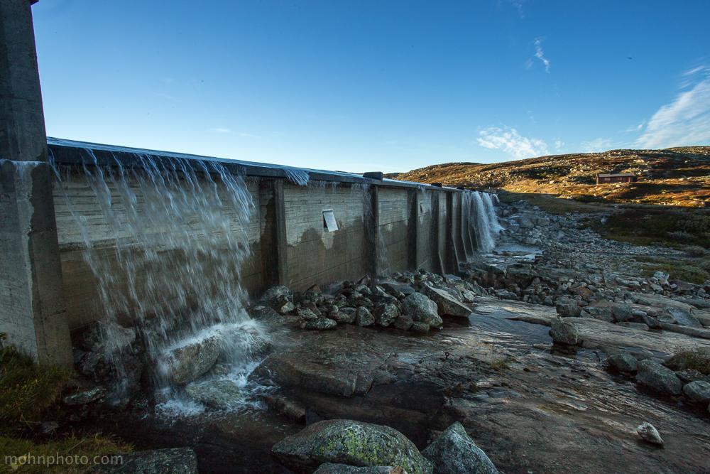 Hardangervidden Dam